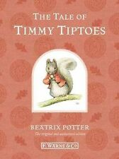 The Tale of Timmy Tiptoes (Peter Rabbit) - New - Potter, Beatrix - Hardcover