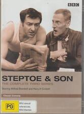 D.V.D MOVIE VD391   STEPTOE & SON  THE COMPLETE THIRD SERIES    DVD