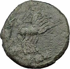 Constantine I The Great Ancient Roman Coin Horse Arising after death i32671