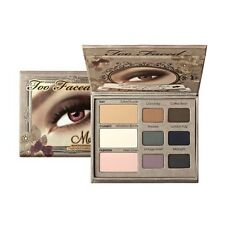 New!  Too Faced Matte Eye Shadow Palette 9 Matte Shadows Newest Set Gorgeous!