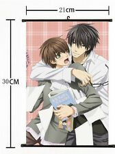 Hot Japan Anime Sekai ichi Hatsukoi Home Decor Poster Wall Scroll 21*30CM 02