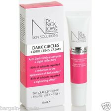 Dr Nick Lowe Dermatologist Skin Solutions Dark Circles Correction Cream15ml