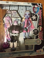 "Monster High Abbey Bominable  ""I Love Fashion""  Doll NEW in Box"