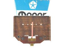 NOS Wood Grain Ammeter Gauge 1969 Imperial Woodgrain Amp Alternator Gage 2927321
