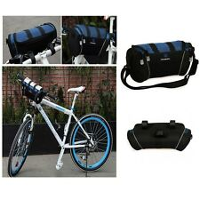 HOT ROSWHEEL Handlebar Bag Bike Baskets Front Frame Bicycle Cycling Pack Bags