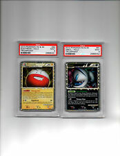 Pokemon Tcg PSA 9 Absol Prime and Electrode Prime x1 Possible PSA 10 Regrade