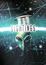 "ALIENS FLAGGE / FAHNE ""SIGHTINGS"" - POSTER FLAG"