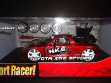 Jada Toyota MR2 Spyder Import Racer 1/18