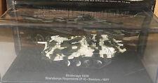 """DIE CAST TANK """" STRIDSVAGN 103B SKARAORGS REGEMENTE P4 SWEDEN - 1977 """" 1/72"""
