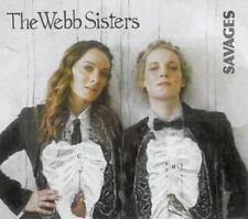 Webb Sisters - Savages [New CD] Hong Kong - Import
