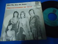 BROTHERHOOD OF MAN - KISS ME ,KISS ME BABY - PORTUGAL 45 SINGLE