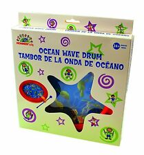 NEW HOHNER MP482 KIDS WAVE DRUM SET WITH OCEAN SCENE MUSIC INSTRUMENT