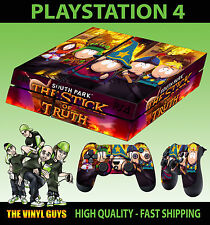 PS4 Skin South Park The Stick Of Truth Kenny Sticker New + Pad decal Vinyl LAID