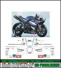 kit adesivi stickers compatibili yzf r1 ben spies sbk