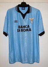 maglia LAZIO 1995/96 Umbro Banca di Roma shirt/jersey Signori Boksic Casiraghi
