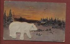 Miss Alma Ludwig, 3734 N. Francisco Ave, Chicago - Sister Ella, Polar Bear st198
