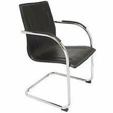 Comfo Boardroom / Visitors Chair Chrome Frame  3 Year Warranty Melbourne