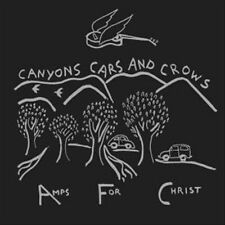 Amps For Christ - Canyons Cars & Crows [Vinyl New]