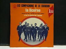 BO Film Devine qui vient diner COMPAGNONS DE LA CHANSON La licorne 3466