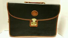 VINTAGE DOONEY & BOURKE HAND BAG SATCHEL   LEATHER