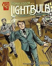Thomas Edison and the Lightbulb (Inventions and Discovery) by Welvaert, Scott R