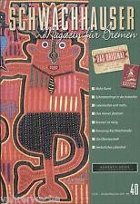 SCHWACHHAUSER Lifestyle-Magazin für Bremen Nr. 40 OKT./NOV. 2014 | Bremensien