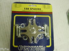 LOT 10 FORD ALUMINUM FAN SPACERS 1/2 INCH 82033