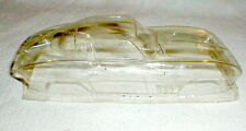 1963 1966 C2 Corvette Sting Ray Clear Body by Lancer-Dubro slot car NOS 1/24