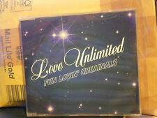 FUN LOVIN' CRIMINALS - LOVE UNLIMITED 3,26- cd slim case PROMOZIONALE USE ONLY