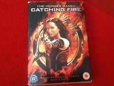 The Hunger Games - Catching Fire (DVD) new  sealed cardboard sleeve 12