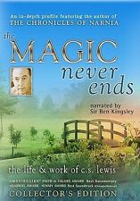 The Magic Never Ends - The Life and Work of C.S. Lewis 2003 by Chip *Ex-library*
