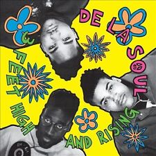 3 Feet High and Rising [140g Vinyl] by De La Soul (Vinyl, Jun-2013, 2 Discs,...