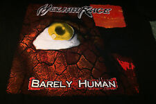 MELIAH RAGE MEDIUM T SHIRT MINT NEVER WORN 2 SIDED HTF OOP  2004 BARELY HUMAN