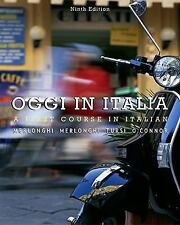 Oggi In Italia: A First Course in Italian (World Languages)
