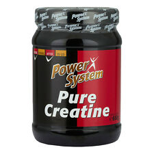 Power System Pure Creatine Monohydrate 650g FREE WORLD SHIPPING !!!