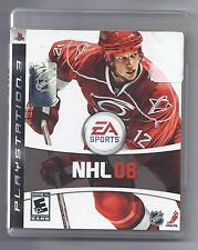 NHL 08 (Sony PlayStation 3, 2007)