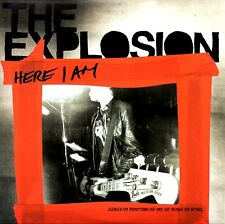 THE EXPLOSION - HERE I AM - RARE 2005 PROMO CD SINGLE - CARD COVER