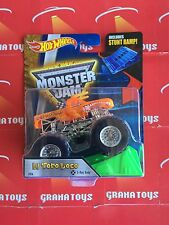 El Toro Loco #04 X-Ray Body 2016 Hot Wheels Monster Jam Case A