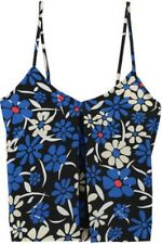 W118 by WALTER BAKER Angelica Tank Top Summer Casual Sexy Medium NWT $108 W51321