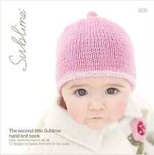 The Second Little Sublime Hand Knit Book 606 Twenty-one designs