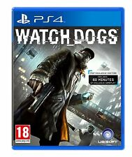 Watch Dogs (Playstation 4) PS4