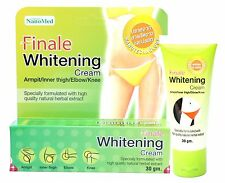 Finale skin care whitening cream products for dark elbows armpits & inner thighs