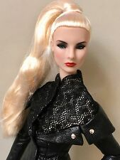 FASHION ROYALTY NU FACE 2.0 SISTER MOGULS GISELLE DOLL NUDE 12.5-INCH