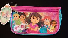 Dora The Explorer Pencil Bag Pen Pouch School Supplies