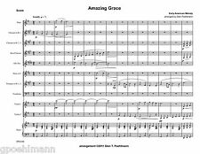 4 hymn arrangements for CHURCH ORCHESTRA. Sheet music. FREE US shipping!