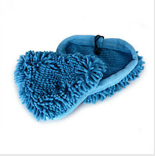 PP 2PCS Replacement Chenille Cleaning Pads Mop Dust Pad for H2O X5 H20 Steam Mop