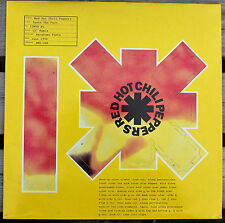 "RED HOT CHILI PEPPERS Taste The Pain UK 12"" CUT-OUT SLEEVE NMint!! 12MTX85 1990"