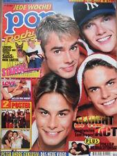 POP ROCKY 51 - 1996 (4) CITA Peter Andre Emma Spice Girls Tödliche Weihnachten