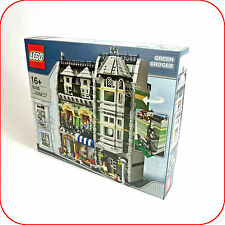 # LEGO 10185 GREEN GROCER MINT join 10182, FACTORY SEALED, Modular smobilizzato Set
