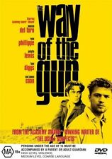 The Way Of The Gun (DVD, 2004, Fast & Cheap Postage, Very good Condition.....510